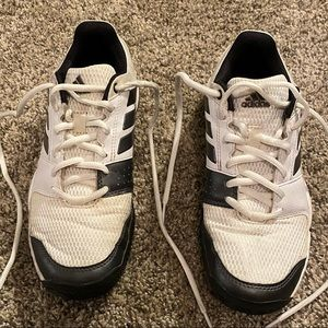 Adidas Barricade Court Shoes for Tennis size 5.0
